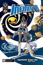 Magnetic Press's Infinity 8 Issue # 11