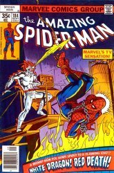 Marvel Comics's The Amazing Spider-Man Issue # 184