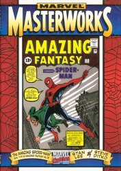 Marvel Comics's Marvel Masterworks: The Amazing Spider-Man Hard Cover # 1