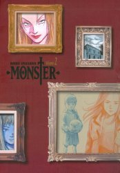 Viz Media's Naoki Urasawas: Monster - Perfect Edition  TPB # 2
