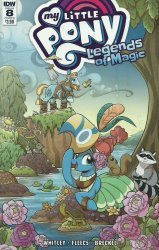 IDW Publishing's My Little Pony: Legends of Magic Issue # 8b