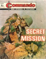 D.C. Thomson & Co.'s Commando: War Stories in Pictures Issue # 884