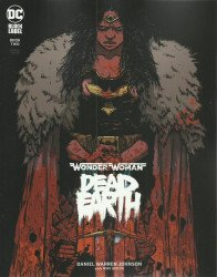 DC Black Label's Wonder Woman: Dead Earth Issue # 2b