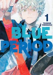 Kodansha Comics's Blue Period Soft Cover # 1