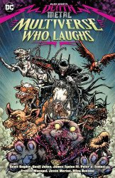 DC Comics's Dark Nights: Death Metal - The Multiverse Who Laughs TPB # 1