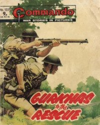 D.C. Thomson & Co.'s Commando: War Stories in Pictures Issue # 1225