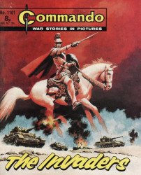 D.C. Thomson & Co.'s Commando: War Stories in Pictures Issue # 1101