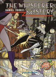 Catalan Communications's The Whisperer Mystery TPB # 1