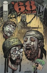 Image Comics's '68: Jungle Jim - Guts 'n Glory Issue # 1c