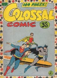 K.G. Murray Publishers's Colossal Comic Issue # 28