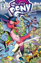 IDW Publishing's My Little Pony: Friendship is Magic Issue # 78