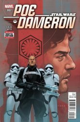 Marvel's Star Wars: Poe Dameron Issue # 2