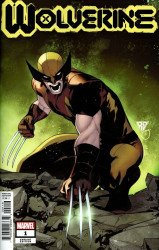 Marvel Comics's Wolverine Issue # 1p