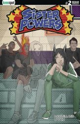 Keenspot Entertainment's Sister Powers Issue # 2e