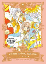 Kodansha Comics's Cardcaptor Sakura: Collector's Edition Hard Cover # 6