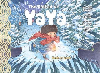 Magnetic Press's The Ballad of Yaya Soft Cover # 6