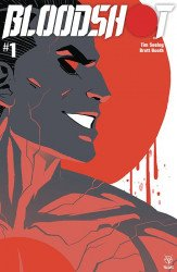 Valiant Entertainment's Bloodshot Issue # 1c