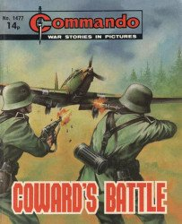 D.C. Thomson & Co.'s Commando: War Stories in Pictures Issue # 1477