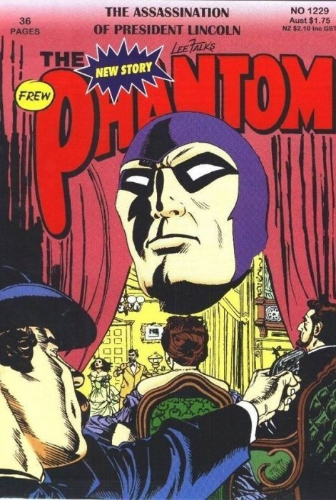Frew Publications - The Phantom - No. 1630 - 2012