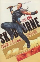 BOOM! Studios's Skybourne Issue # 2