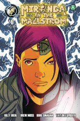 Action Lab Entertainment's Miranda in the Maelstrom Issue # 6