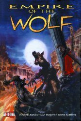 Alterna Comics's Empire Of The Wolf Soft Cover # 1