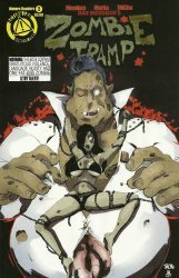 Action Lab Entertainment's Zombie Tramp Issue # 2