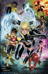 Marvel Comics's New Mutants Issue # 1b