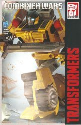 IDW Publishing's Transformers: Combiner Wars - Deluxe Issue # 3