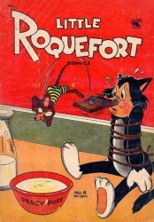 St. John Publishing Co.'s Little Roquefort Comics Issue # 6