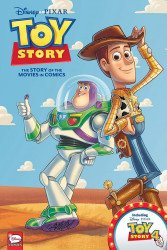 Dark Horse Comics's Disney Pixar: Toy Story - The Story Of The Movies In Comics Hard Cover # 1