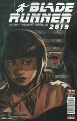 Titan Comics's Blade Runner 2019 Issue # 11