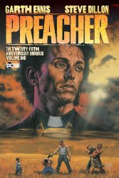 DC Black Label's Preacher: The 25th Anniversary - Omnibus Hard Cover # 1