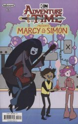 KaBOOM!'s Adventure Time: Marcy & Simon Issue # 3