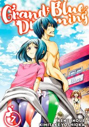 Kodansha Comics's Grand Blue Dreaming Soft Cover # 7