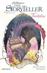 Archaia Studios Press's Jim Henson's The Storyteller Tricksters Issue # 2