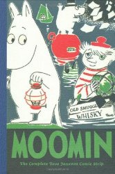 Drawn and Quarterly's Moomin: The Complete Tove Jansson Comic Strip Hard Cover # 3