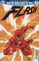DC Comics's Flash Issue # 1b