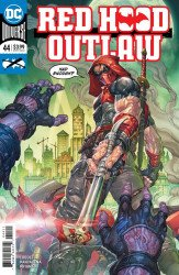 DC Comics's Red Hood: Outlaw Issue # 44