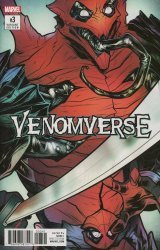 Marvel Comics's Venomverse Issue # 3d