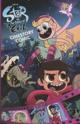 Joe Books's Disney's Star vs The Forces of Evil Soft Cover # 1
