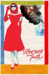 Image Comics's Department of Truth Issue # 7izzy