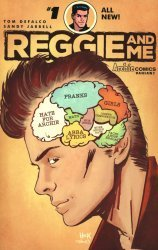 Archie Comics Group's Reggie And Me Issue # 1e