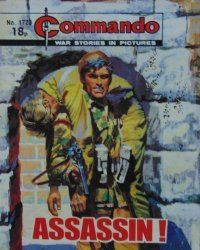 D.C. Thomson & Co.'s Commando: War Stories in Pictures Issue # 1723
