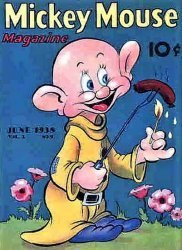 K. K. Publications's Mickey Mouse Magazine Issue # 9