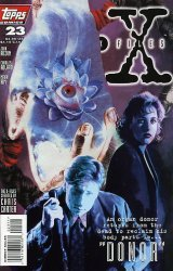 Topps Comics's The X-Files Issue # 23