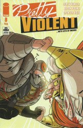 Image Comics's Pretty Violent Issue # 8