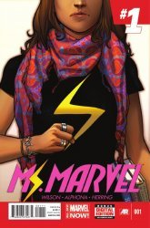 Marvel's Ms. Marvel Issue # 1