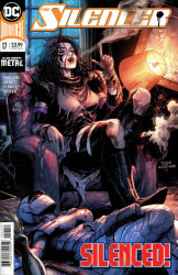 DC Comics's Silencer Issue # 17
