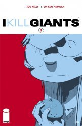 Image's I Kill Giants Issue # 1